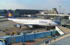 Aeropuertos en Frankfurt