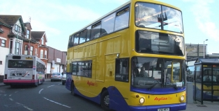 Anglia Lines Coach Travel