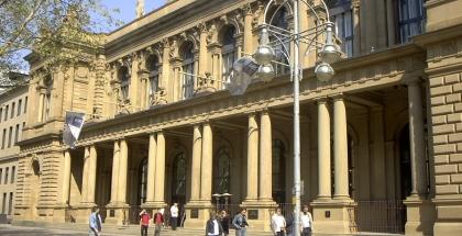 La Bolsa de Frankfurt o Frankfurter Wertpapierbörse