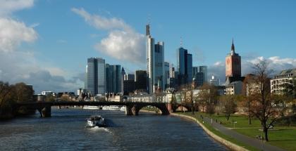 Frannkfurt, posee un clima agradable para los visitantes