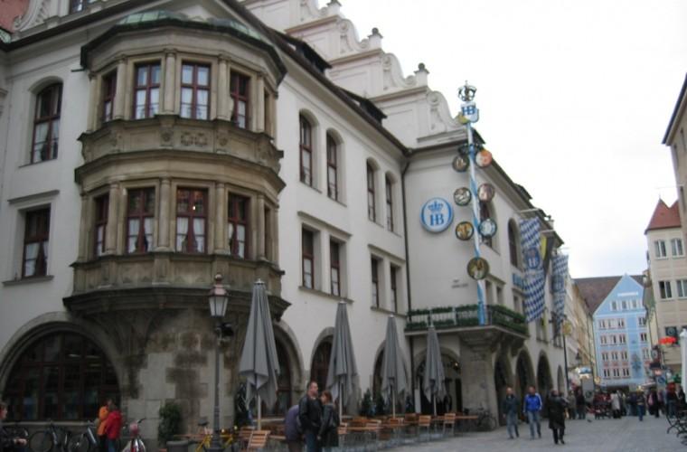 Hofbrauhaus, la famosa cervecería Alemana