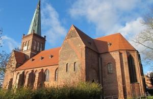 Iglesias en Hamburgo