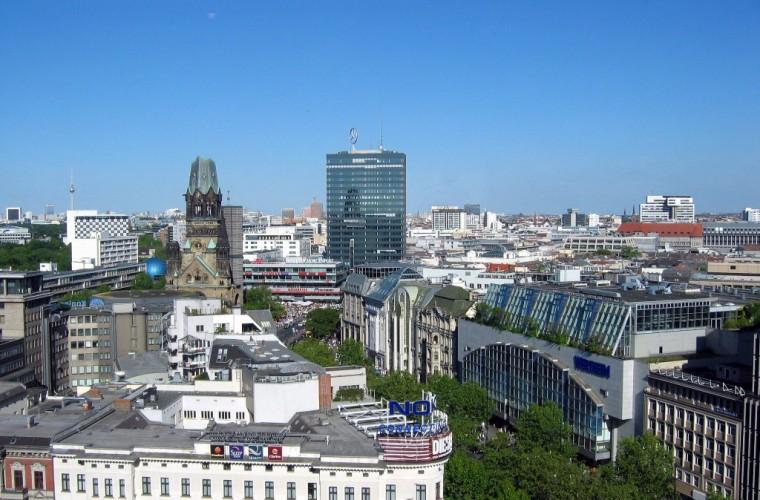 Kurfürstendamm es una de las avenidas más famosas de Berlín