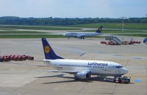Llegar a Hamburgo en avión