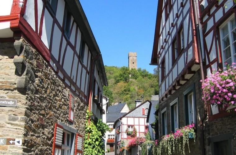 Tour romántico de Alemania