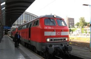Trenes en Hamburgo (S-Bahn)