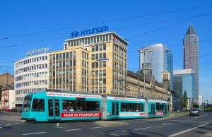 Visión general de Frankfurt