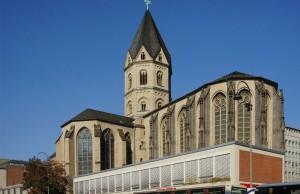 Iglesias románicas en Colonia