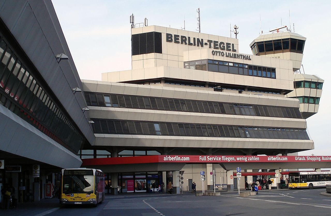 Budget Car Rental Berlin Tegel Airport