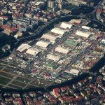 Luftaufnahme, Oktoberfest 2006