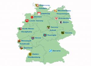 Estados federados de Alemania