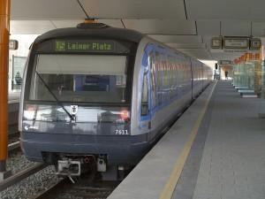 Línea U5 del Metro de Múnich