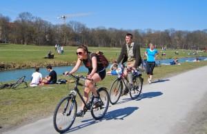 Recorridos en bicicleta por Múnich
