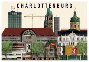 Ilustración de Charlottenburg