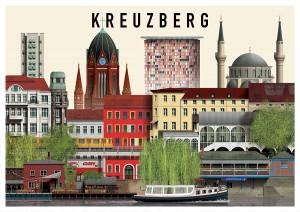 Ilustración de Kreuzberg