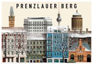 Ilustración de Prenzlauer Berg