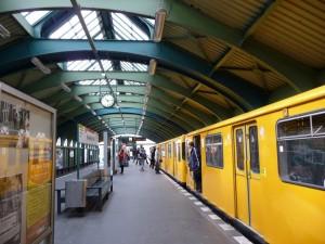 Estación de Metro Eberswalder Strasse (Prenzlauer Berg)