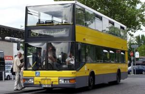 Autobuses en Berlín