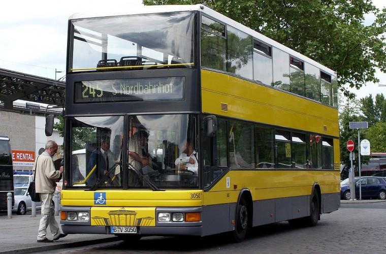 Autobuses de Berlín