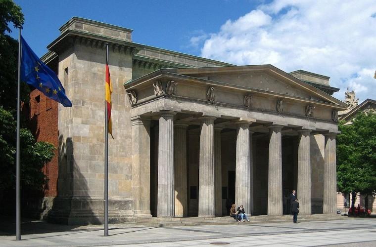 Edificio de la Nueva Guardia (Berlín)
