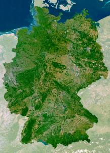 mapa de alemania interactivo
