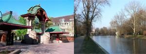 Parques en Berlín