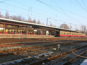 S-Bahnhof Berlín