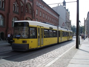 Trenes de Berlín