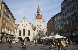 Altes Rathaus (Viejo Ayuntamiento)