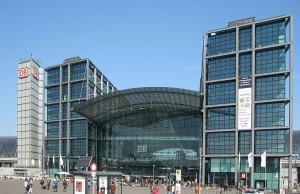 Berlín Hauptbahnhof