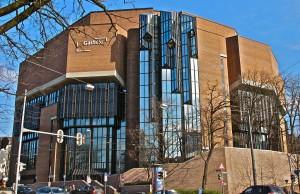 Centro de artes escénicas y culturales Gasteig Kulturzentrum