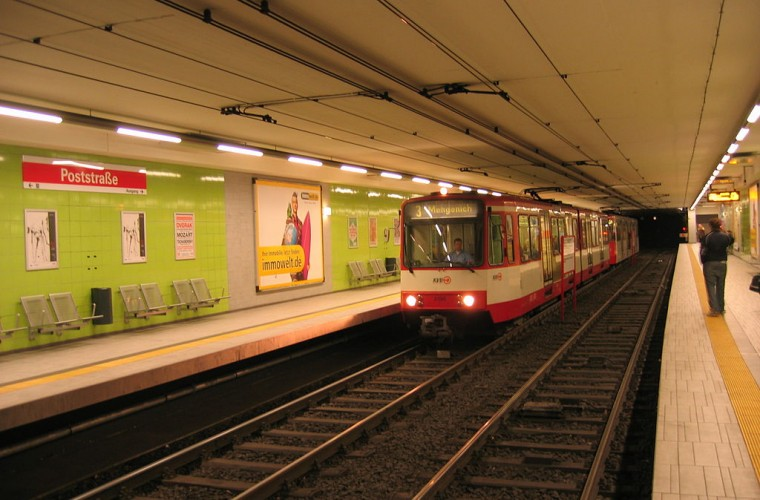 Tren Stadtbahn (Colonia)