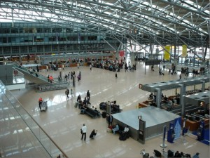 Terminal 1 Aeropuerto de Hamburgo