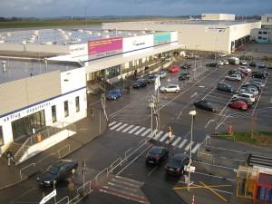Terminal 2 del Aeropuerto de Frankfurt-Hahn