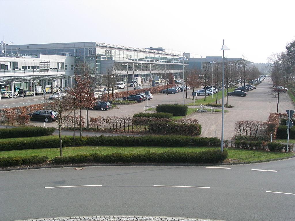 Terminales del Aeropuerto de Münster/Osnabrück