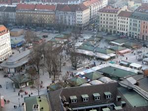 Viktualienmarkt (Múnich)