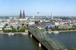 Vista de Colonia