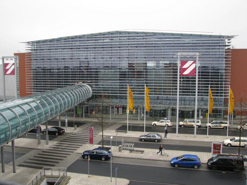 Aeropuerto de Dresde