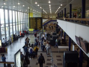 Aeropuerto de Berlín-Schönefeld (Terminal A)