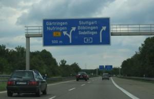 Cómo llegar a Alemania en coche