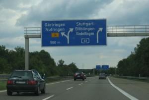 Autopista A81 de Alemania