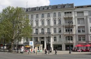 Calle comercial Kurfürstendamm (Berlín)