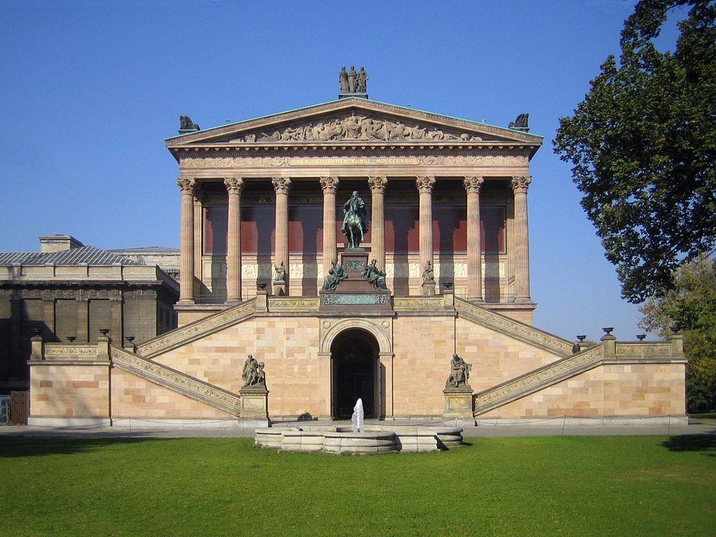 Galería Nacional Antigua (Alte Nationalgalerie)