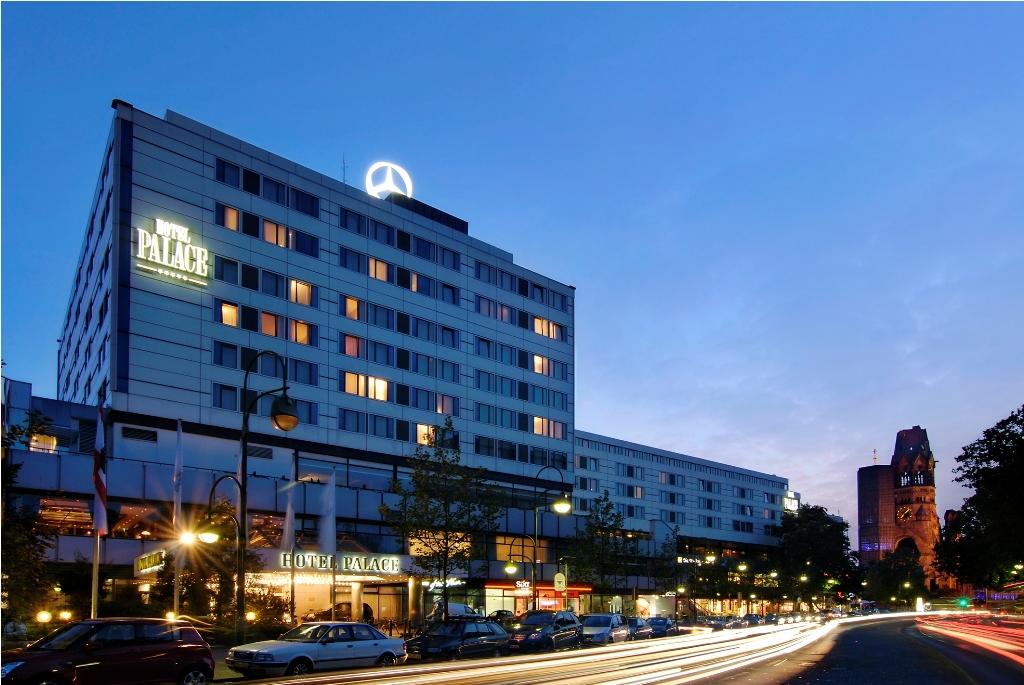 Hotel Berlin Hilton