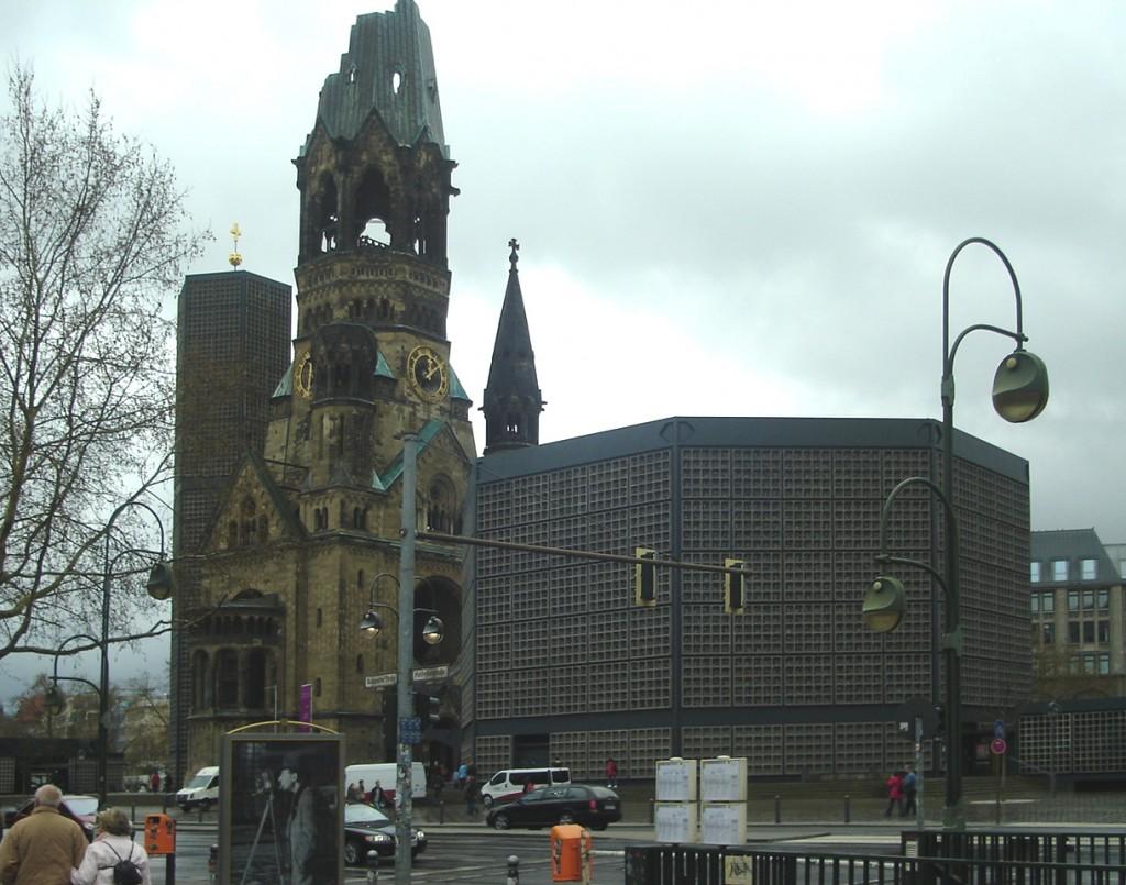 Iglesia Memorial Kaiser Wilhelm (Berlín)