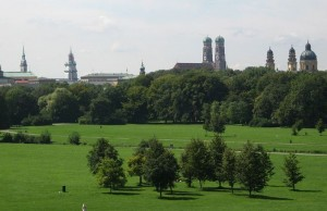Englischer Garten (Jardín Inglés), Múnich