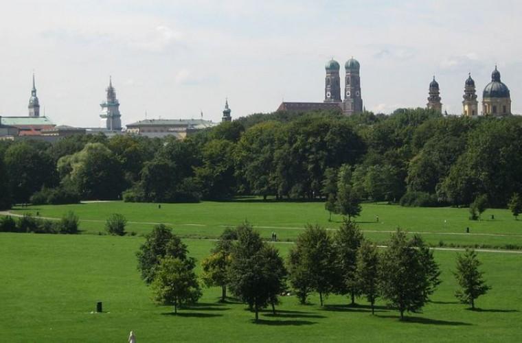 Jardín Inglés (Englischer Garten)