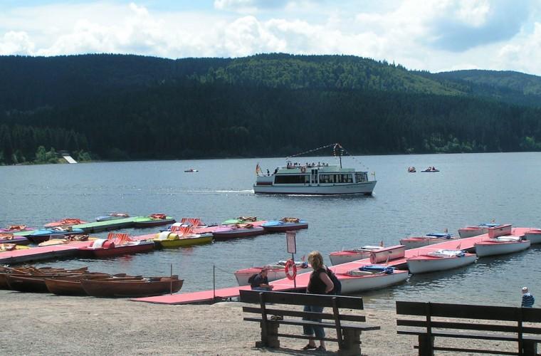 Lago Schluchsee