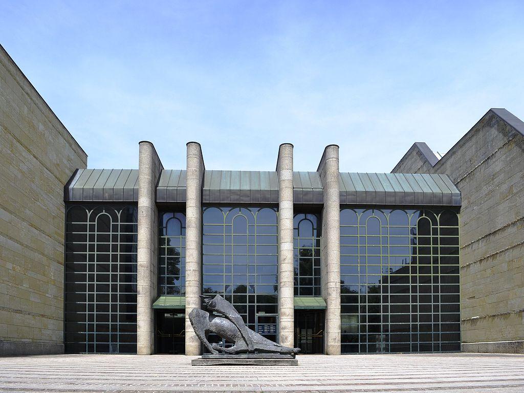 Nueva Pinacoteca de Múnich
