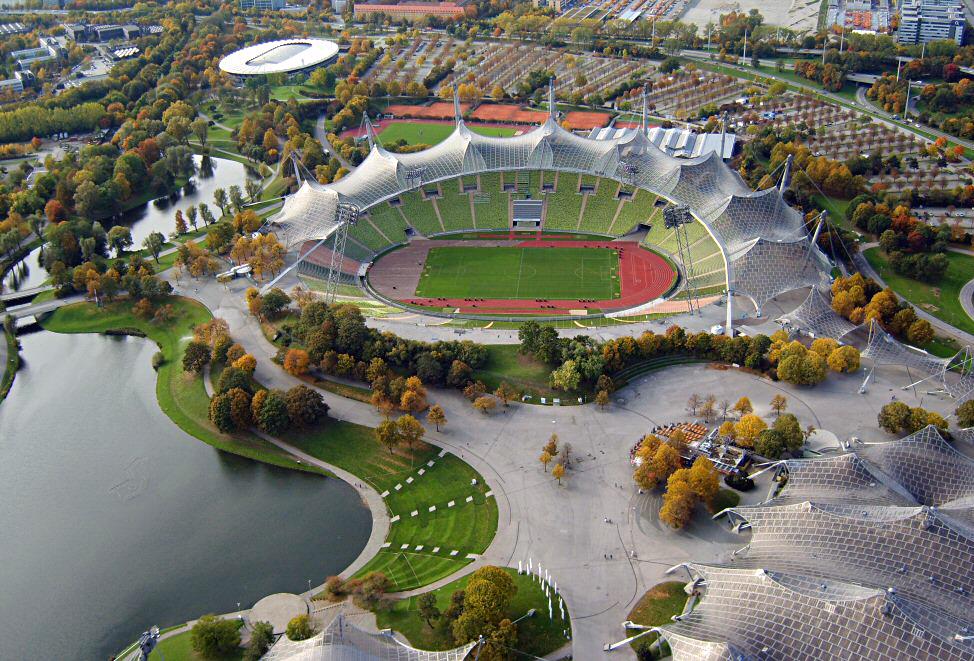 Parque Olímpico (Olympiapark)